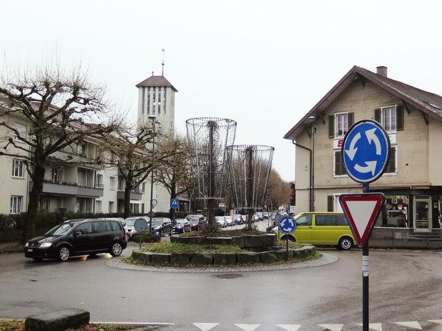 Kreisel in Ostermundigen