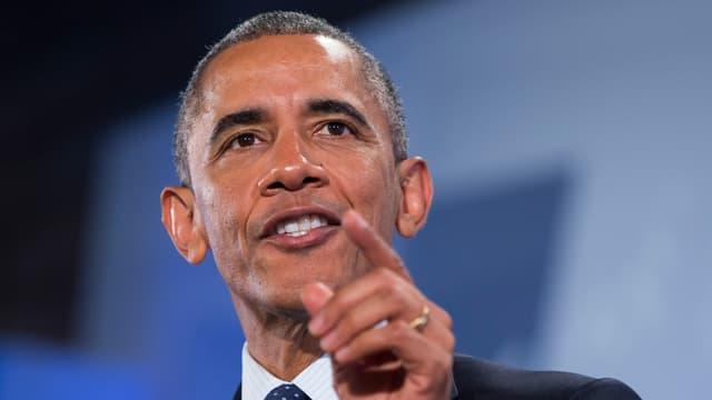 Il president dals Stadis Undis, Barack Obama a Nairobi.
