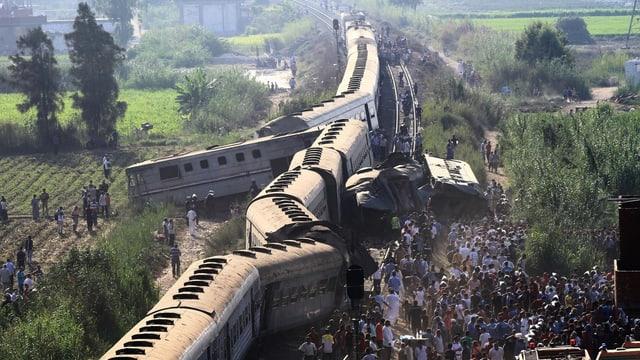 Ina disgrazia da tren