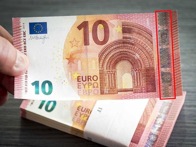 10-Euro-Schein