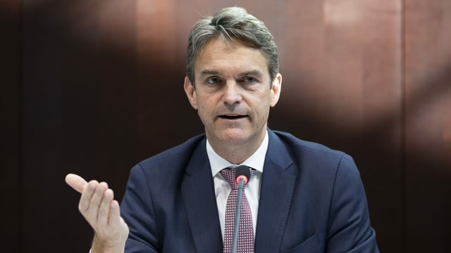 FDP-Fraktionschef Beat Walti.