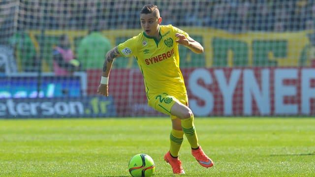 Adryan Oliveira Tavares, kurz Adryan, spielt ab sofort für den FC Sion.