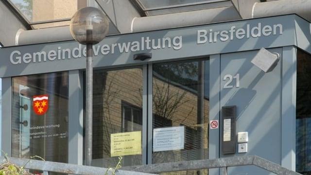 Gemeindehaus Birsfelden