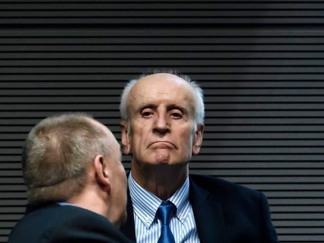 Albrecht Glaser im Bundestag