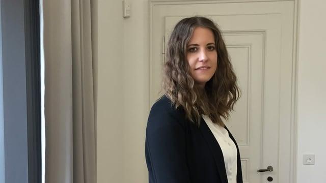 Bernadette Leuzinger, Finanzchefin der Krypto Fund