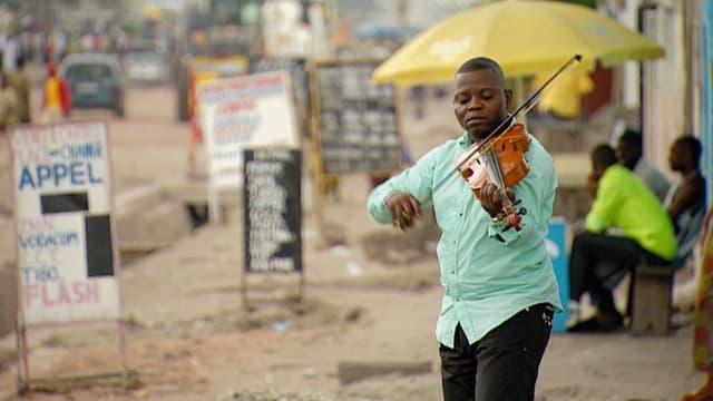 Video «Kinshasa Symphony» abspielen