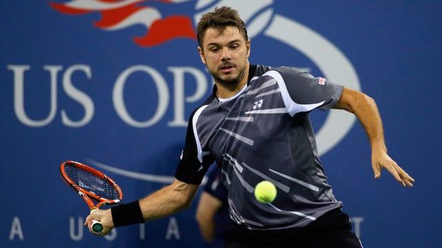 Stan Wawrinka spielt an den US Open.