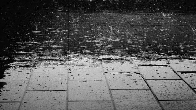 I ploua e ploua