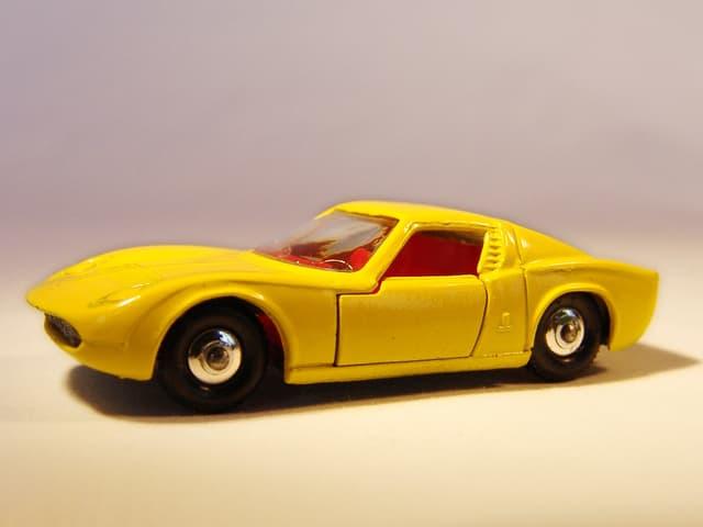 Matchbox Lamborghini.