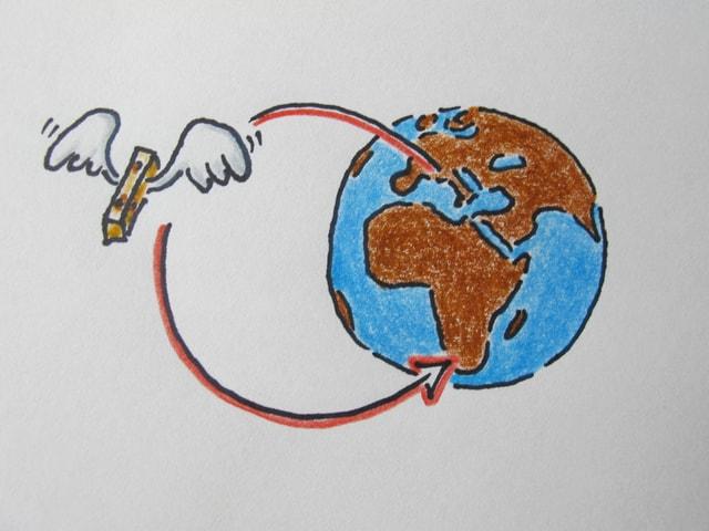 Illustration «Haselnussstängeli».