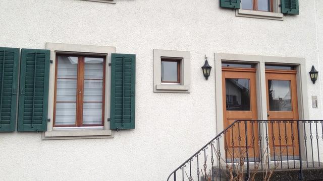 Haus mit zwei Eingängen gleich nebeneinander in Endingen