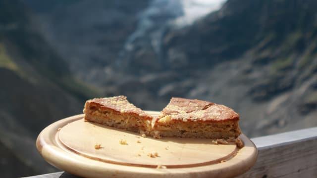 Challigroosi Apfelkuchen.