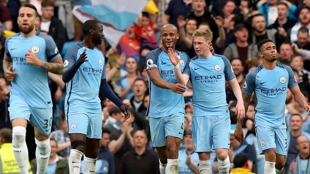Manchester City hat alle Vorteile auf seiner Seite.