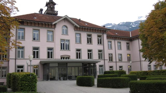 Waldhaus.