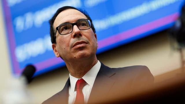 US-Finanzminister Steven Mnuchin