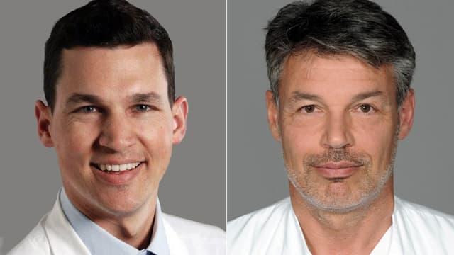 Experten im Live-Chat: PD Dr. Michael Kühne und Prof. Stefan Osswald