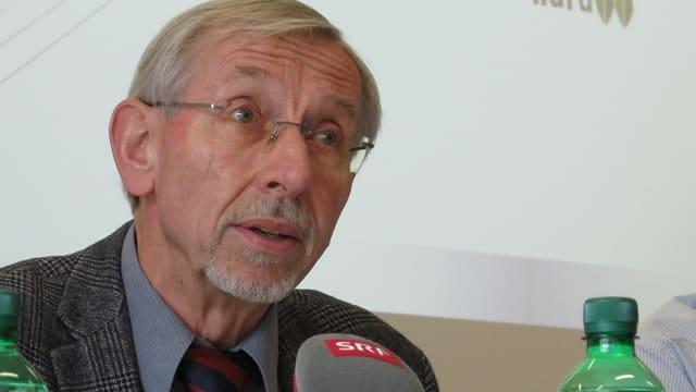 David Werner, ehemaliger Obergerichtspräsident und Gutachter