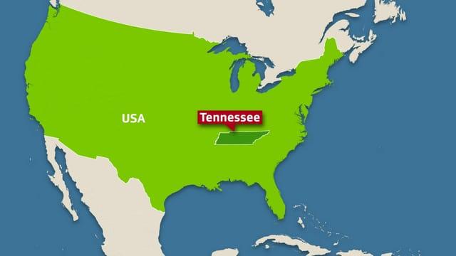 Über 20 Tote und etliche Verletzte nach Tornado