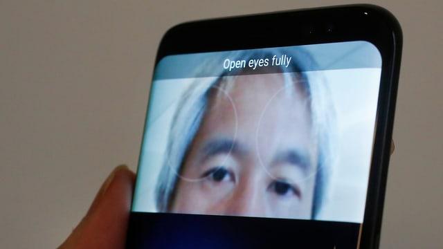 Ein neues Samsung-Handy
