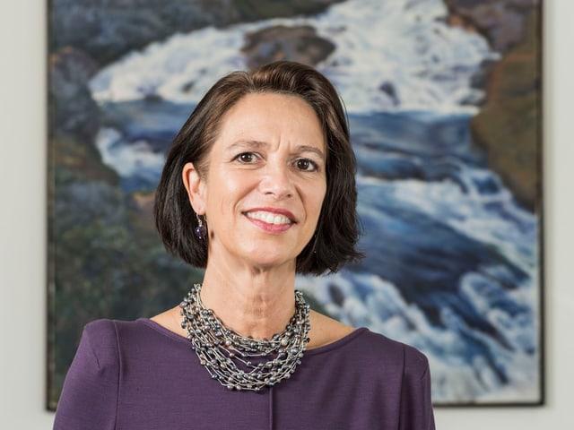 Christine Schraner-Burgener, Schweizer Botschafterin in Berlin
