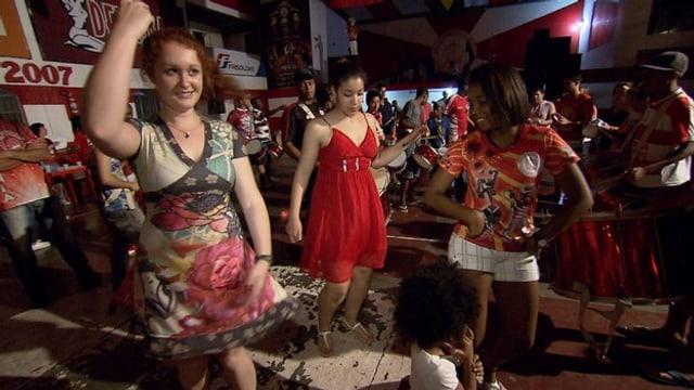 Video «Fribourg - Nova Friburgo (Rio de Janeiro, Brasilien) / Wiederholung» abspielen