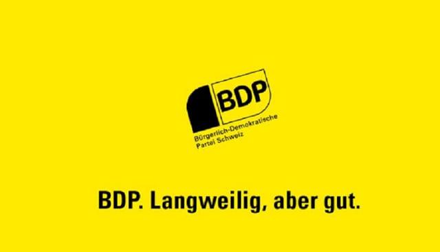 «BDP – Langweilig, aber gut»