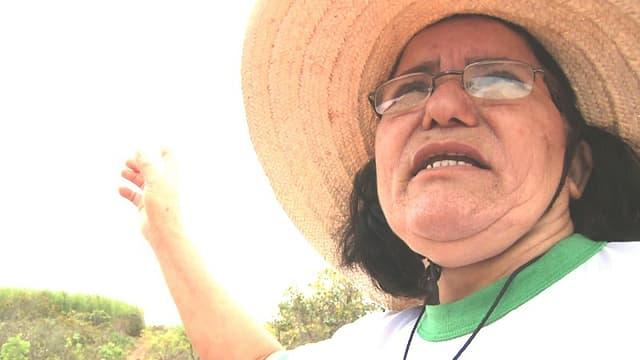 Video «Lucia de Oliveira kämpft für ihr Land» abspielen