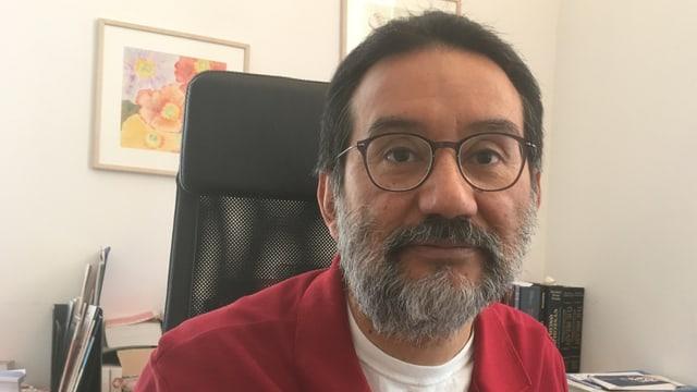 um mexican cun barba