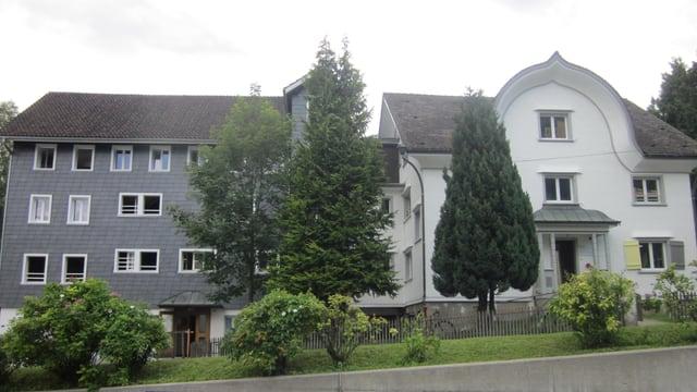 Asylzenztrum Neckermühle, Necker