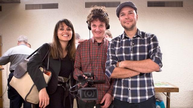 Gabriel Tejedor: Videojournalist