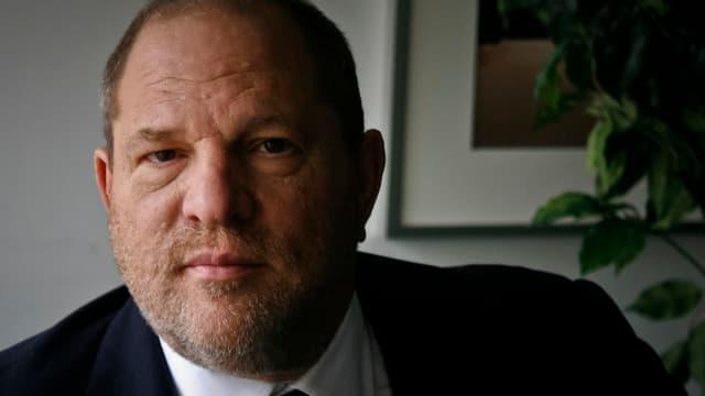 Purtret da Harvey Weinstein.