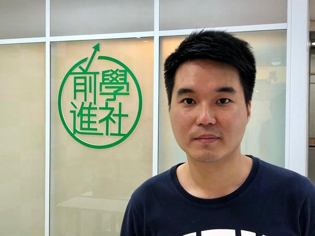 Sulu Sou ist der jüngste Parlamentsabgeordente in Macau. Er wurde vom Volk direkt gewählt.