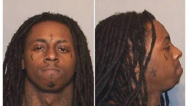 Lil Waynes Mugshot