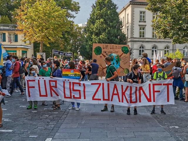 demonstrants