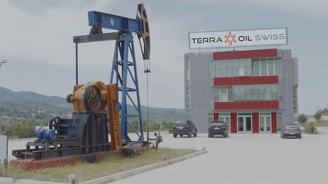 Firmengebäude Terraoil
