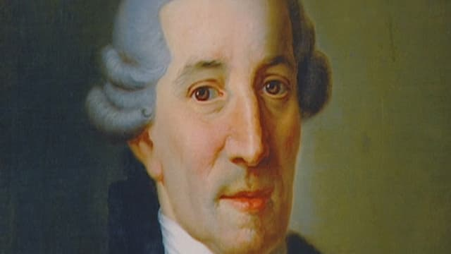 Purtret da Josef Haydn.