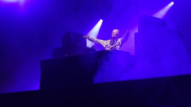 Faithless DJ Set sin tribuna