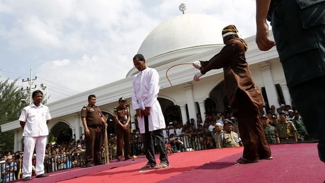 Scharia in Aceh (Bild von 2016)