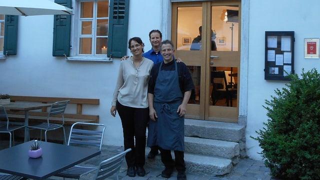 Video «Kanton Graubünden – Tag 5 – Hotel Alpsu (Wiederholung)» abspielen