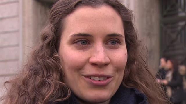 Juristin Linda Weber