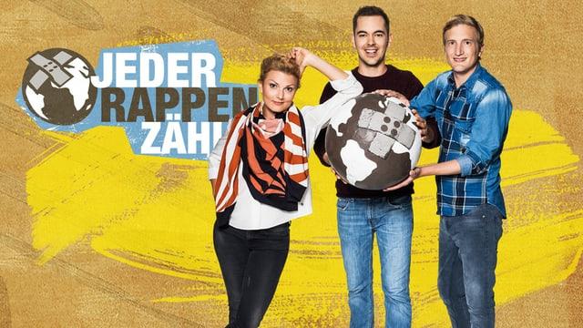 Video ««Jeder Rappen zählt» - Magazin vom 22.12.2016» abspielen