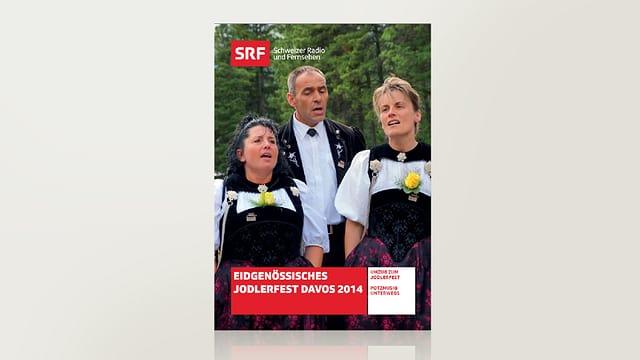 29. Eidgenössisches Jodlerfest 2014 - Davos