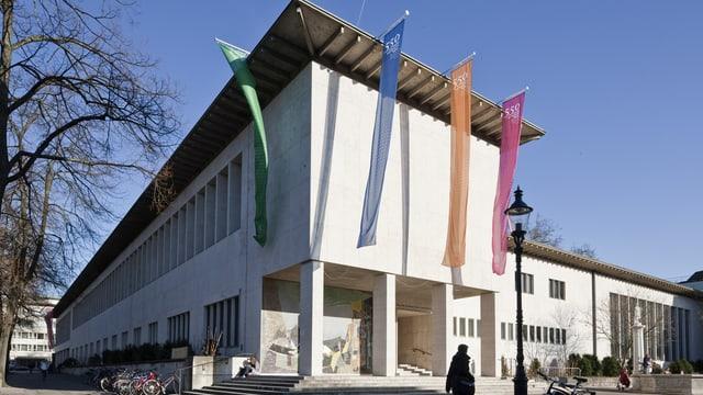 Kollegiengebäude der Uni Basel