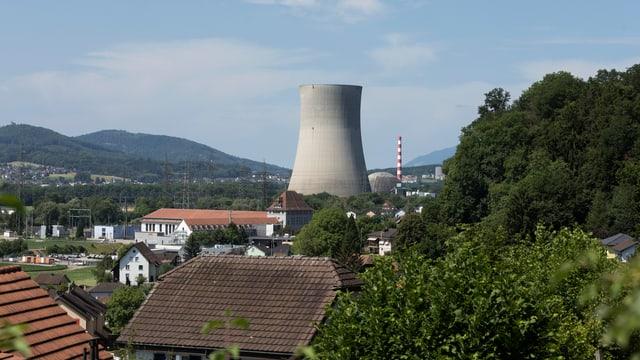 Gösgen vegn gestiunà fin il 2097 da Alpiq.