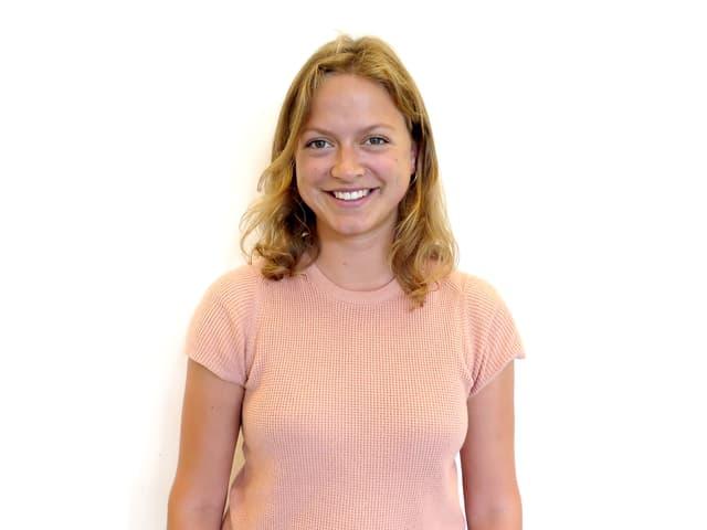 Jara Petersen im Porträt.