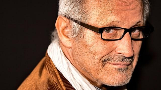 Porträtfoto von Konstantin Wecker