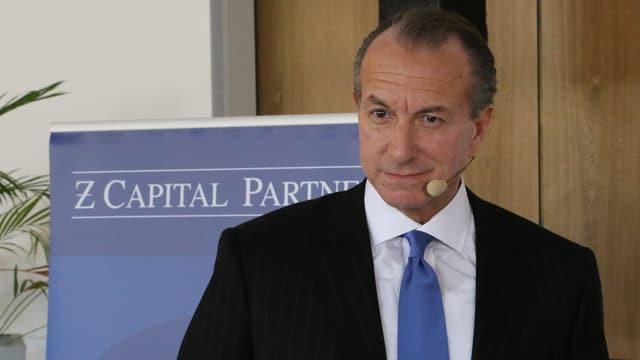 James Zenni, il CEO da Z Capital Partners