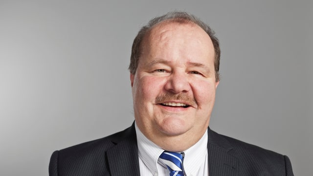 Der Luzerner SVP-Nationalrat Felix Müri.