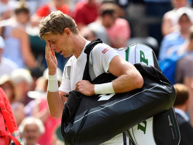 News aus dem Tennis - Anderson verpasst die US Open