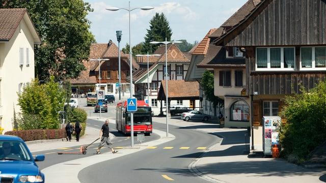 Die Gemeinde Köniz schreibt 2013 Verluste.